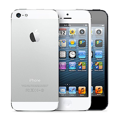 【福利品】Apple iPhone5 64G智慧手機