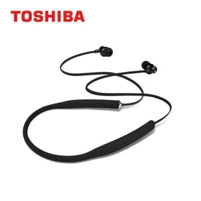 TOSHIBA 藍牙運動防汗耳麥 RZE-BT600E(K)