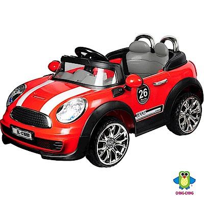 親親 MINI電動車-紅色(RT-D1688)