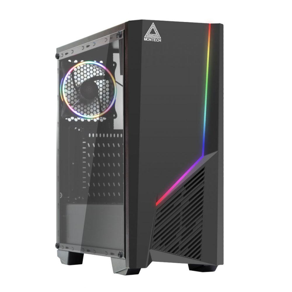 華碩平台i3 四核{武裝城主}GTX1650-4G獨顯電玩機
