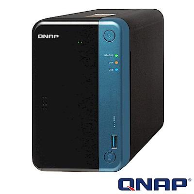 QNAP TS-253Be-4G 網路儲存伺服器