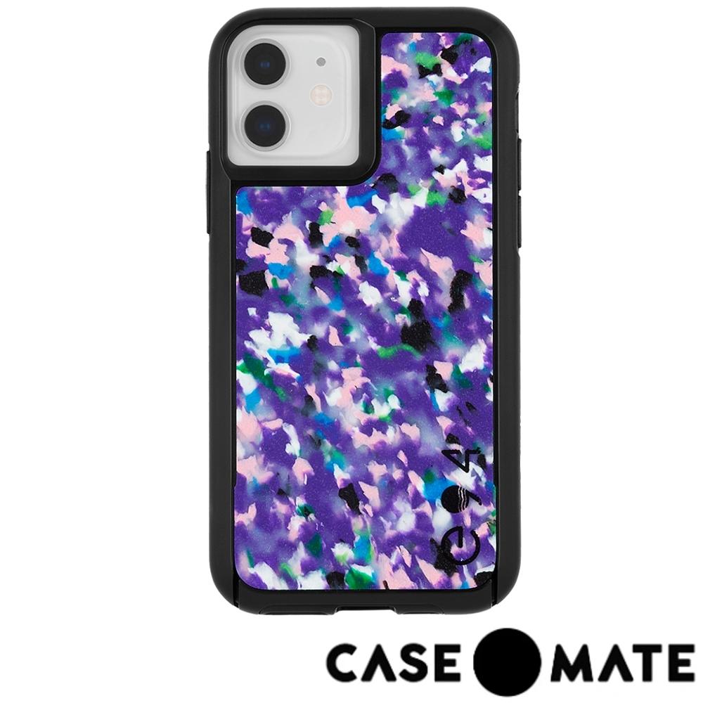美國 Case●Mate iPhone 11 防摔手機保護殼愛護地球款 - 紫色迷彩