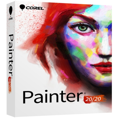 COREL Painter 2020教育版盒裝
