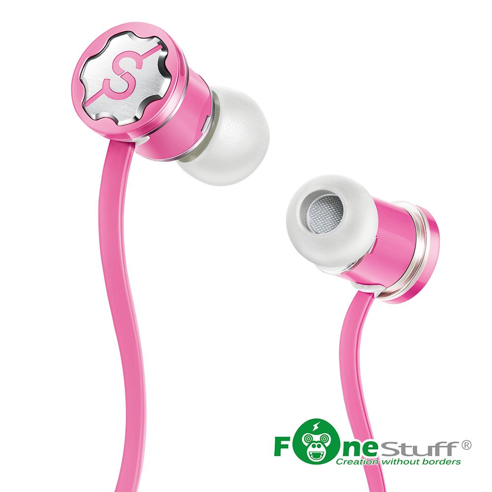 【兩入】Fonestuff Fits 抗噪重低音耳塞式耳機(轉) @ Y!購物