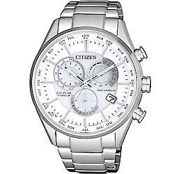 CITIZEN 電波對時限量腕錶(CB5020-87A)44mm