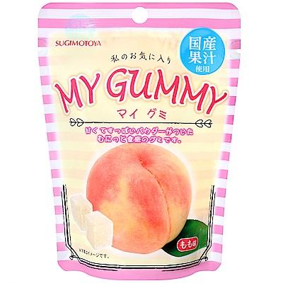 杉本屋 My Gummy[水蜜桃風味](40g)