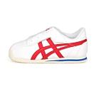 ASICS 小童運動鞋 TIGER CORSAIR TS 白紅藍