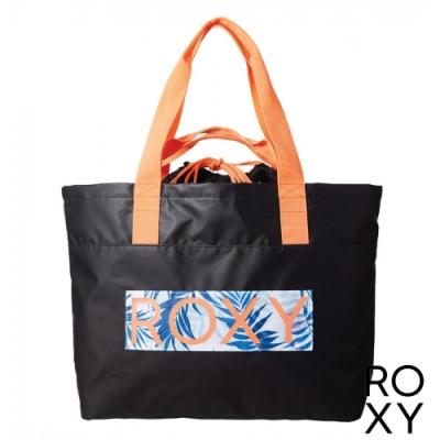 【ROXY】VIVID DAYS  防潑水肩背包 黑色
