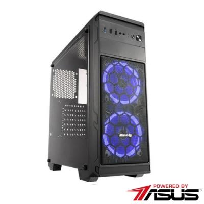 華碩H310平台[神域大師]i5-9400F/16G/1T/GTX1660S/512GM2