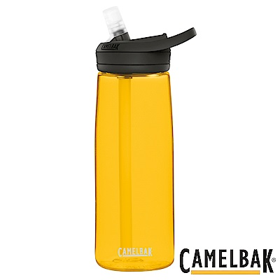 《CAMELBAK》多水吸管水瓶 鮮黃 750ml (CB1643701075)