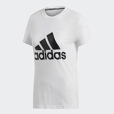 adidas T恤 W MH BOS Tee 女款
