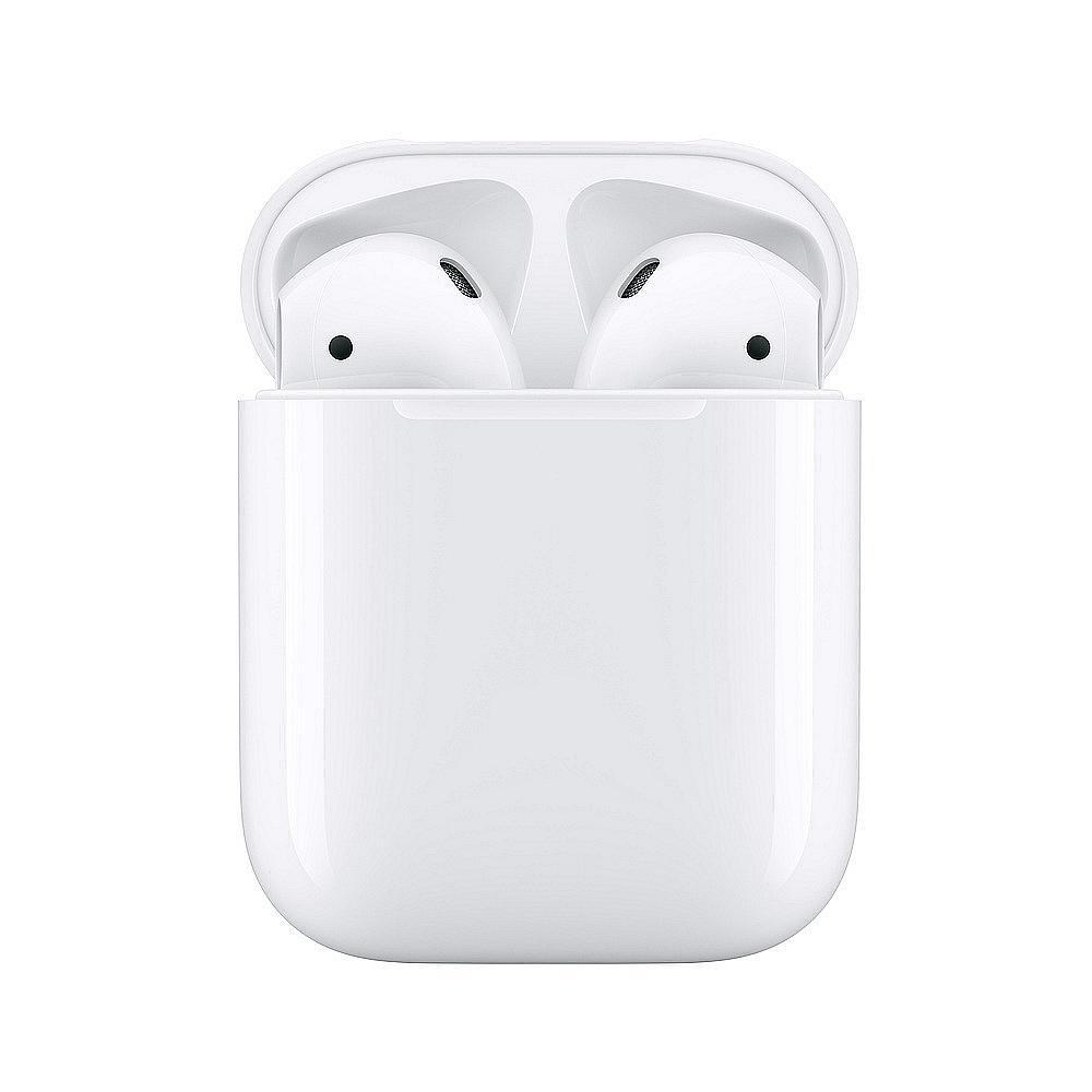 APPLE 2019 AirPods 藍芽耳機 搭配有線充電盒 (第2代)
