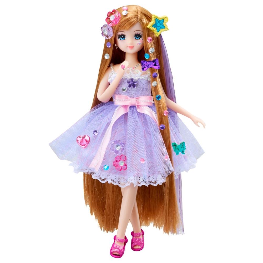 任選Licca 寶石長髮凱倫娃娃 LA12586 莉卡娃娃 TAKARA TOMY