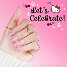 Hello Kitty 如膠似漆耀眼假期系列│一起狂歡類光繚 - HRL34