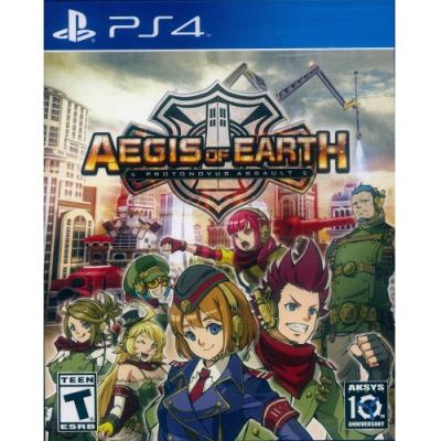 絕對迎擊戰爭 Aegis of Earth: Protonovus Assault - PS4 英文美版