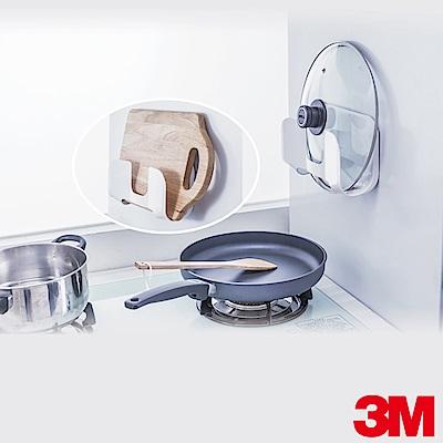 3M 廚房收納系列-鍋蓋/砧板架