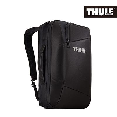 THULE-Accent 兩用筆電公事+後背包TACLB-116-黑