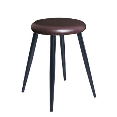 H&D 麥味371咖皮椅