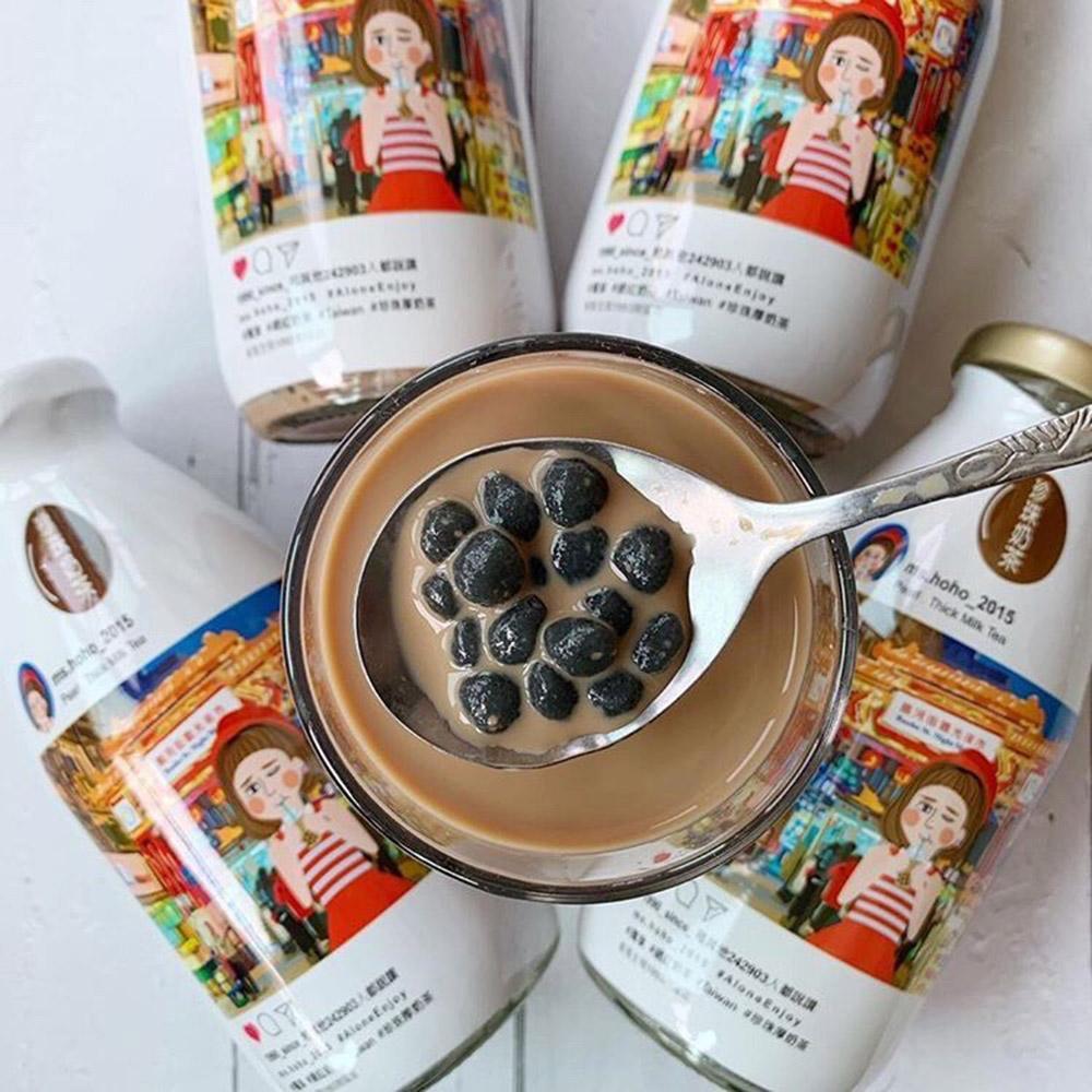 獨。享 HoHo姐珍珠厚奶茶 (290ml x 12罐)