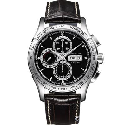 Hamilton Lord Hamilton 機械計時腕錶(H32816531)