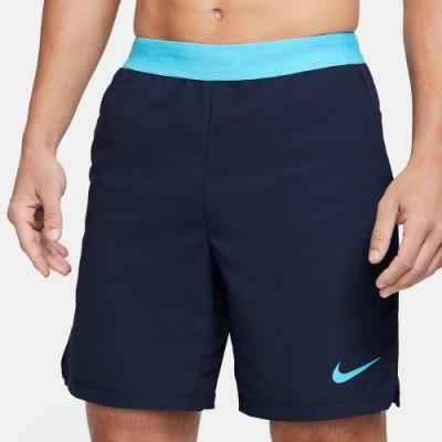 NIKE 短褲 運動褲 慢跑 訓練 男款 藍 CJ1958-452 AS M NP DF FLEX VENT MAX SHORT