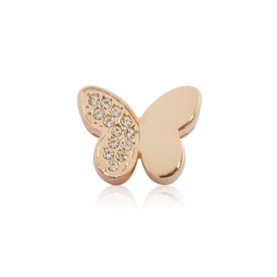 HOURRAE 蝴蝶翩翩飛舞 人氣玫瑰金系列 小飾品