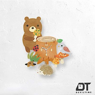 hoi! DT Time搖擺木質系列 - 森林遊樂園 (H014253139)