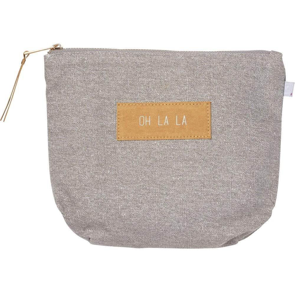 《RADER》帆布化妝包(ohlala)