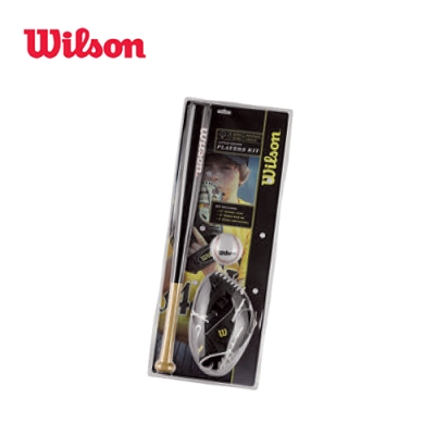 WILSON 兒童棒球組 WTA0001A