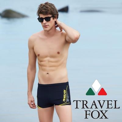 TRAVEL FOX夏之戀大男四角泳褲C17914