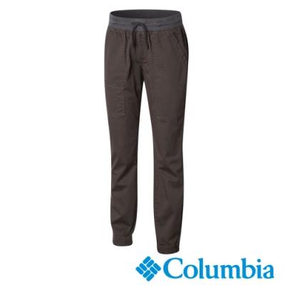 Columbia 哥倫比亞 女款-彈性長褲-深灰 UAK11590DY