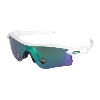OAKLEY RADARLOCK PATH 一般太陽眼鏡-附硬盒鼻墊  抗UV OAK-OO9206-4338 白綠