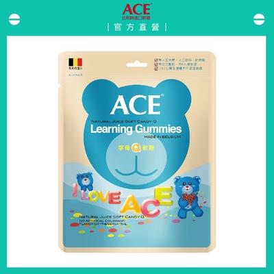【ACE】字母Q軟糖量販包(240g/袋)