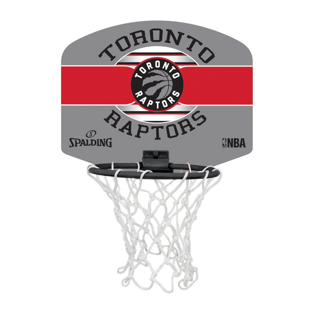 SPALDING 斯伯丁 NBA隊徽小籃板 暴龍隊