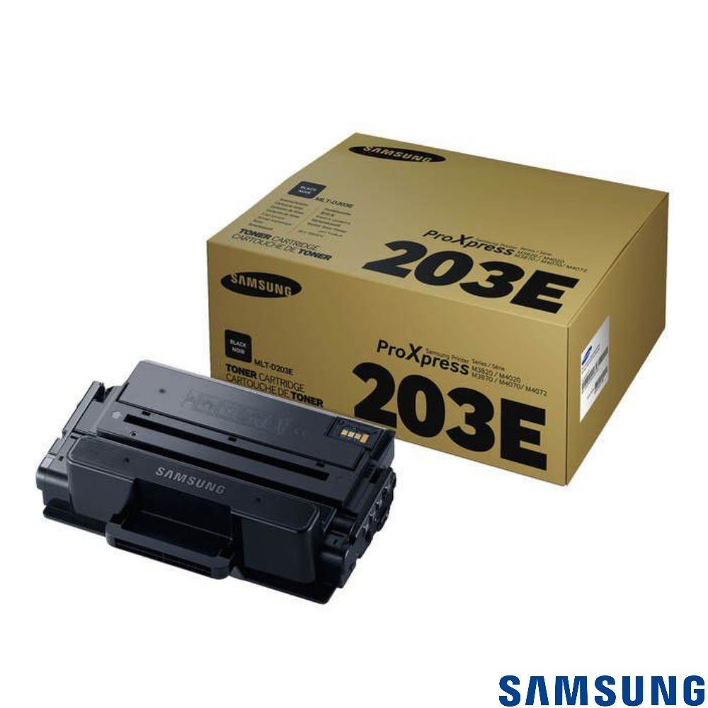 Samsung MLT-D203E 原廠黑色碳粉匣