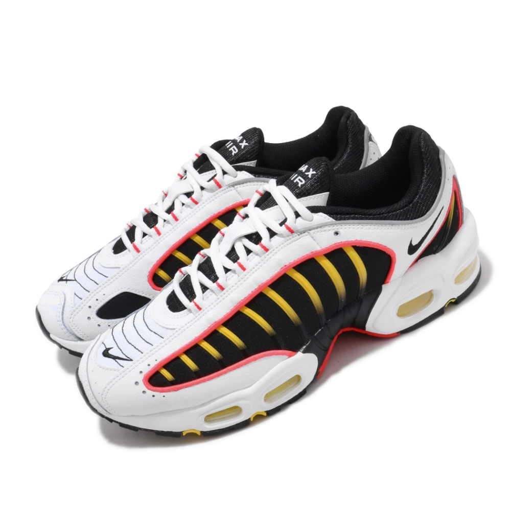 Nike 休閒鞋 Air Max Tailwind IV 男鞋 海外限定 氣墊 避震 復刻 球鞋 穿搭 白 黑 AQ2567109