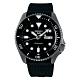 SEIKO 5sport運動潮流機械腕錶/黑色橡膠4R36-07G0K(SRPD65K2) product thumbnail 1