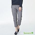 bossini女裝-彈性修身褲11象牙白