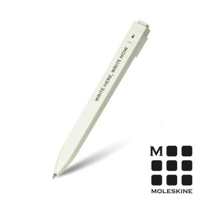 MOLESKINE GO鋼珠筆1.0-訊息杏