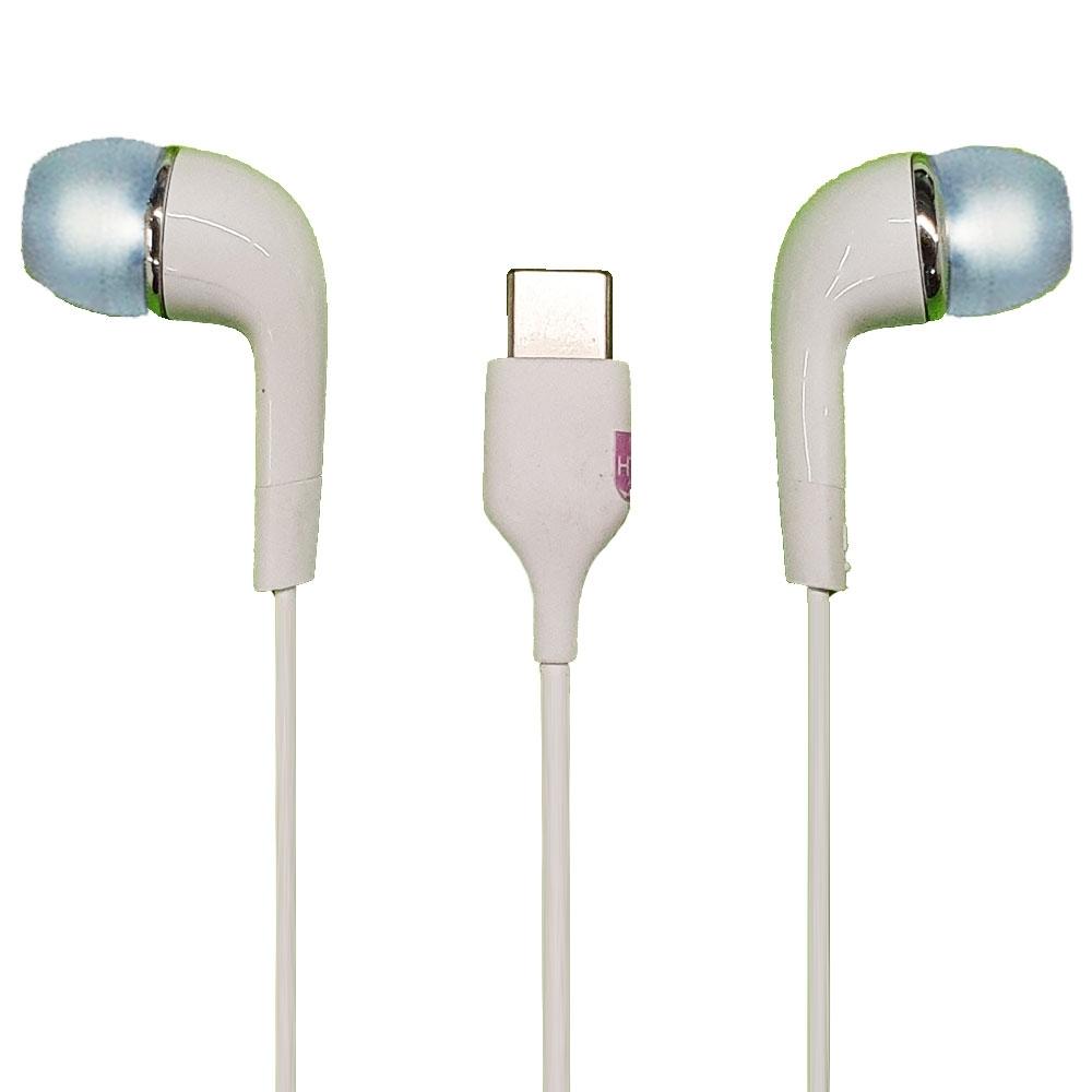 For SAMSUNG Galaxy A8s 入耳式耳機(Type-C接頭)