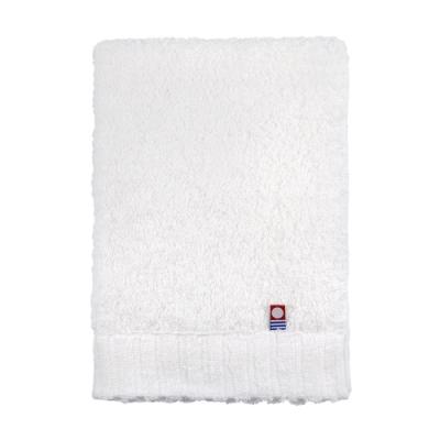 日本丸真 頂級今治極輕量中空棉浴巾-純白