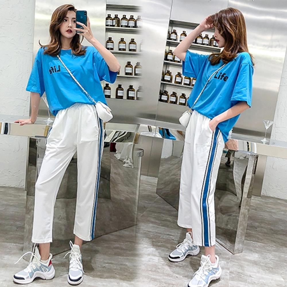 【韓國K.W.】超有型近期熱銷休閒運動套裝