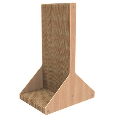 MDOBI摩多比-貓丸家 瓦楞紙 貓抓板(組合式L型)