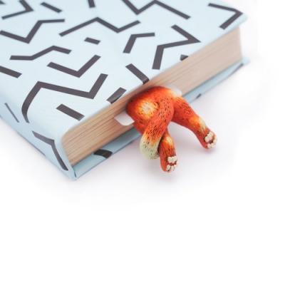 烏克蘭myBookmark-肉球腳丫小紅貓