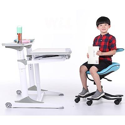 G1 兒童人體工學成長桌 氣壓棒兒童成長桌