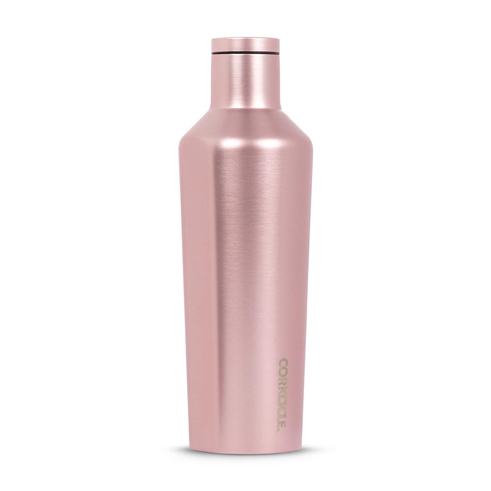 CORKCICLE酷仕客ROSE系列三層真空易口保溫瓶470ml(玫瑰金)