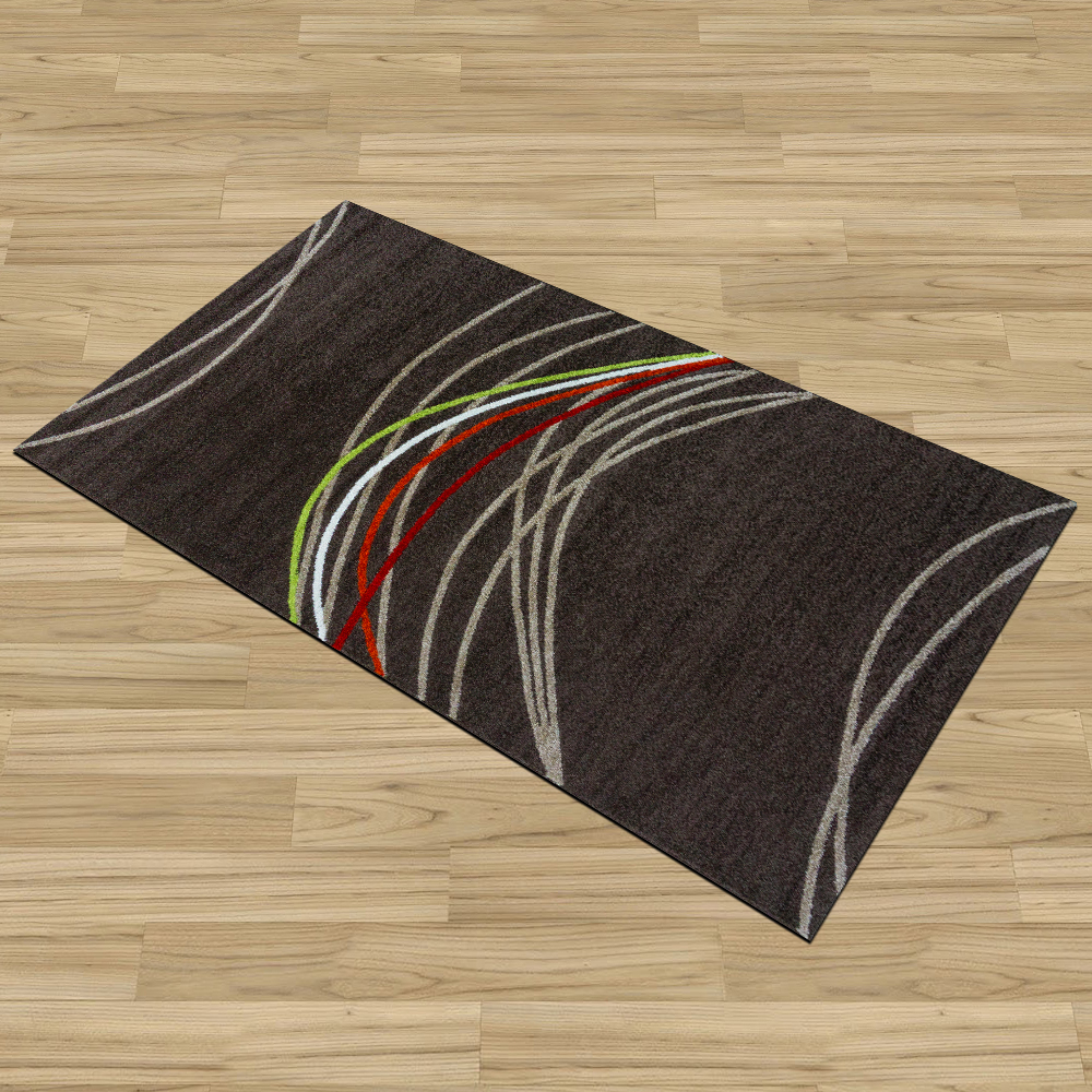 Ambience 比利時manhattan床邊/走道地毯-拋線(67x130cm)