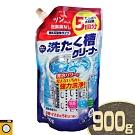 第一石鹼洗衣槽清潔劑大容量補充包900g