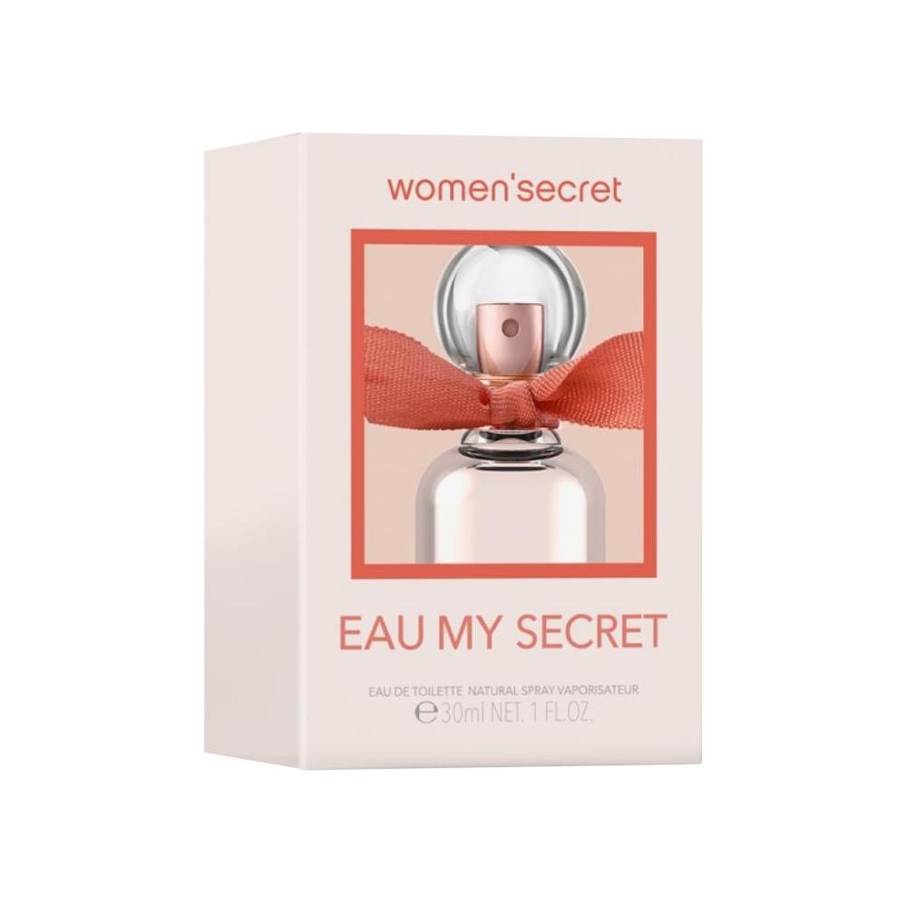 WOMEN'SECRET EAU MY SECRET祕密花園女性淡香水30ml