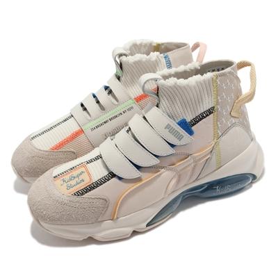 Puma Cell Dome Sock KidSuper 男鞋 休閒鞋 魔鬼氈 襪套式 聯名 街頭藝術 彩 373515-01
